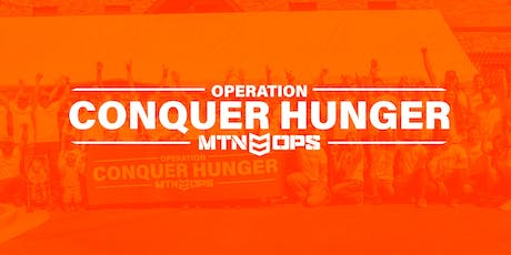 MTN OPS Conquer Hunger Event - Aug 6th, 2019 tickets