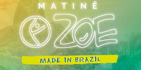 ZOE FEST SP -2019  ingressos