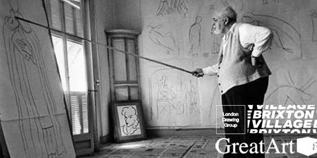 MATISSE: Drawing with Scissors and Sticks  - Brixton Summer Sessions tickets