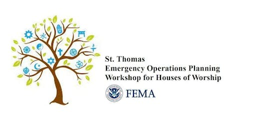 St.Thomas: Emergency Operations Planning Workshop for Houses of Worship
