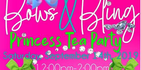 What a Girl Wants Really Princess Tea Party tickets