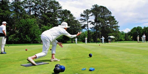 Lawn Bowling Lesson in Golden Gate Park
