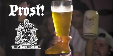 Beerfest at Haberdasher tickets