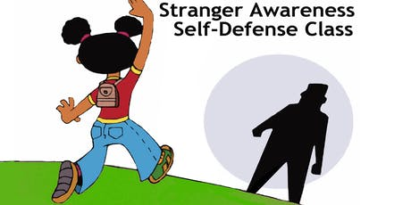 Teen/Tween Stranger Awareness - Self-Defense Class (Island Park Library) tickets