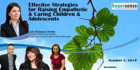 Effective Strategies for Raising Empathetic & Caring Children & Adolescents tickets