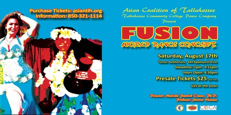 Fusion World Dance Concert tickets