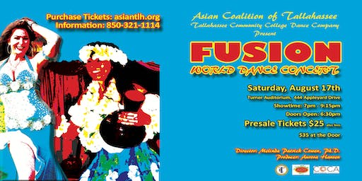 Fusion World Dance Concert
