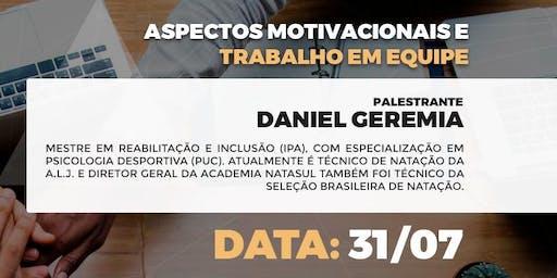 ASPECTOS MOTIVACIONAIS E TRABALHO EM EQUIPE