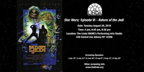 STAR WARS: Episode VI Return of the Jedi tickets