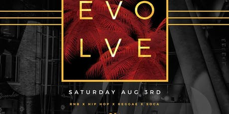 EVOLVE  CARNIVAL SATURDAY  21+ tickets