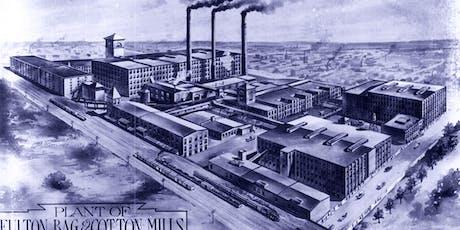 Historic Jewish Atlanta Tour: Fulton Bag & Cotton Mill tickets