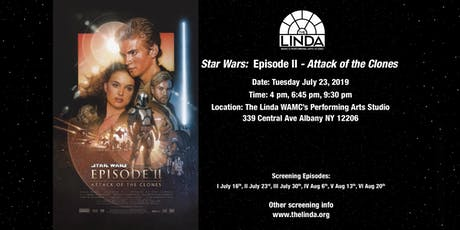 STAR WARS: Episode II Attack of the Clones tickets