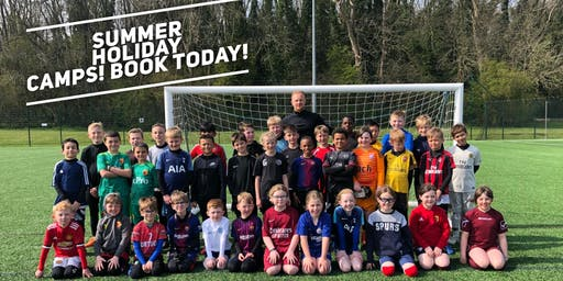 Summer Term Holiday Camps - TetraBrazil Soccer School
