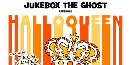 Jukebox The Ghost presents HalloQueen tickets