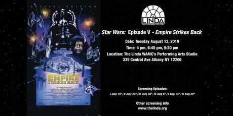 STAR WARS: Episode V The Empire Strikes Back tickets