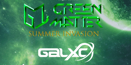 Green Matter's Summer Invasion presented by ArtznCo at YMH tickets