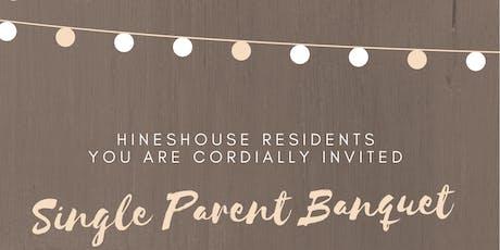 Single Parent Banquet tickets