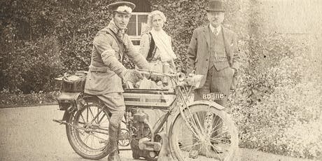 The Man who Saved Paris... Roger West's Ride 1914 tickets