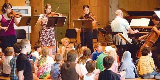 Craftsbury Chamber Players - Mini Concert For Children