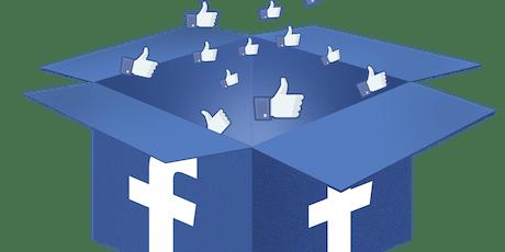 Faire connaitre son business sur Facebook - Atelier Gratuit billets