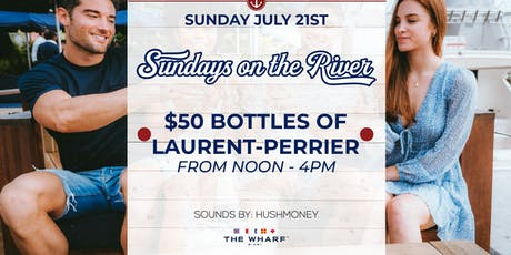 Sundays On The River with Laurent-Perrier tickets