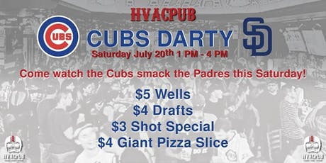 Cubs Darty tickets