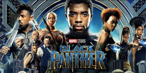 Flicks from the Hill: Black Panther