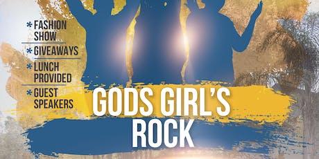 God's Girls Rock! tickets