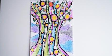 """Neurobaum - """"Baum der Gesundheit"""" - Neurographik Schnupperkurs Tickets"""