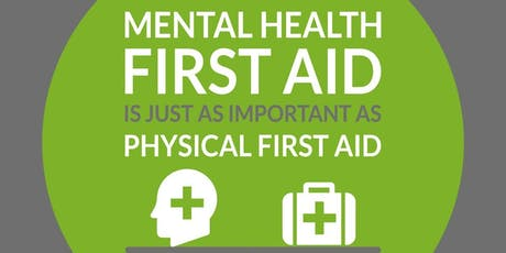 "Mental Health First Aid (MHFA) - One Day ""Champion"" **Ideal for the Workplace tickets"