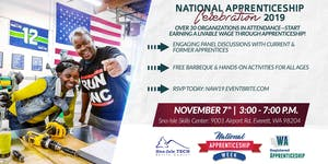 2019 National Apprenticeship Week Celebration