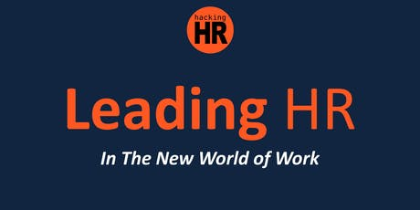 Leading HR in the New World of Work tickets