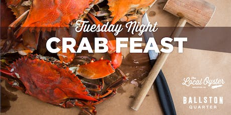 Tuesday Night Crab Feast! tickets