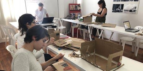 Charla Abierta: Dirección de Arte - 2019 entradas