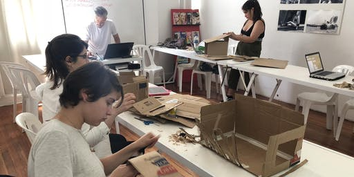 Charla Abierta: Dirección de Arte - 2019