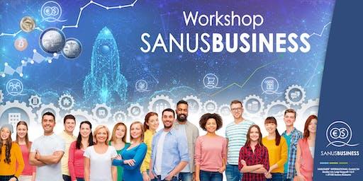Starter-Training für Geschäftspartner der SANUSLIFE INTERANTIONAL