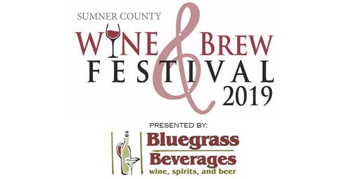 Sumner County Wine & Brew Festival presented by Bluegrass Beverages