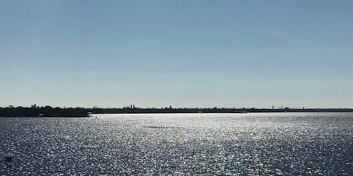 Sunday Morning Walk Across the Melbourne Causeway