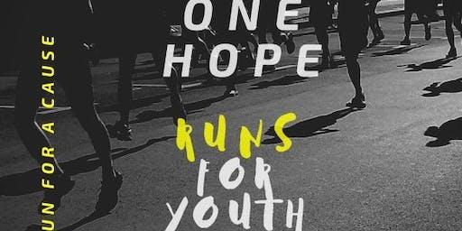 ONE HOPE Run for Youth: Baltimore Running Festival