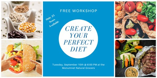 Create Your Perfect Diet