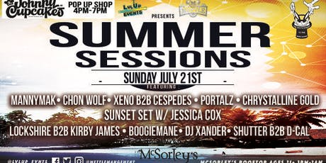 Summer Sessions tickets