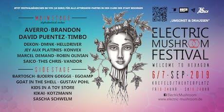 Electric Mushroom Festival 2019 Tickets