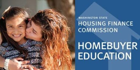WSHFC Homebuying Seminar Registration tickets