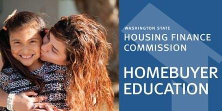 WSHFC Homebuyer Education Seminar - Bellevue