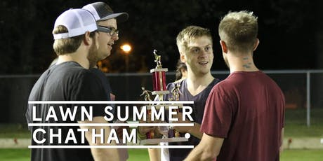 Chatham Pop Up - Social Tickets @ Lawn Summer Nights tickets