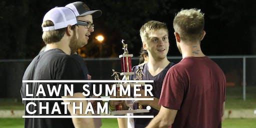 Chatham Pop Up - Social Tickets @ Lawn Summer Nights