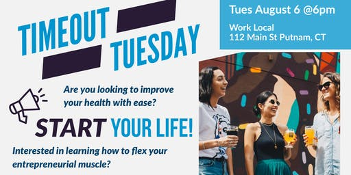 Timeout Tuesday!