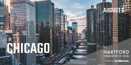 Chicago FastTrack - Hartford InsurTech Hub powered by Startupbootcamp  tickets