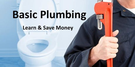 Plumbing Basics for Homeowners tickets