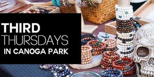 Canoga Park Artwalk July 18th, 2019